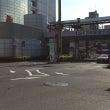 瓦町フラッグの駐車場…
