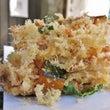 かき揚げ蕎麦 青山