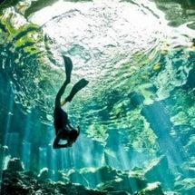 きれいな水の流れる身…