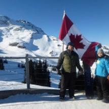 カナダにいた頃