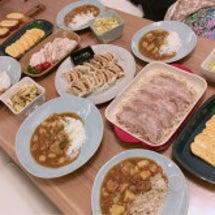 夕飯(*´∀`)♪♡