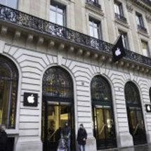 パリのApple S…