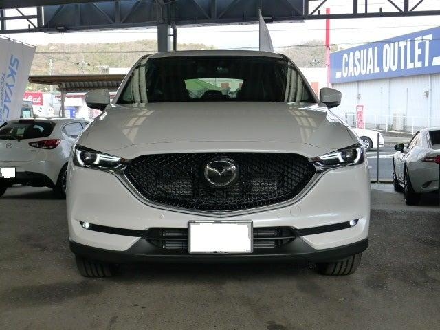 新型 Cx-5 Xd L Package スノーフレイクホワイトパールマイカ 入庫しました!! Mazda