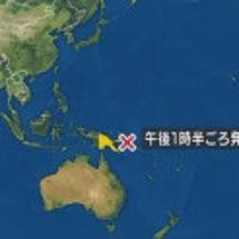 M8.4南太平洋 ソ…