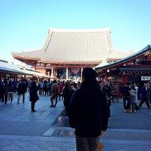 東京散歩 阿弥陀如来…