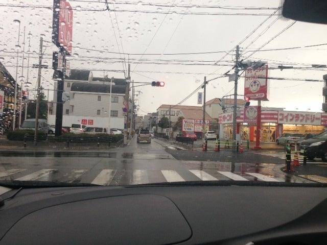 豊中市曽根 ペーパードライバー出張教習