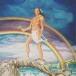 村に虹をかけた男の子…