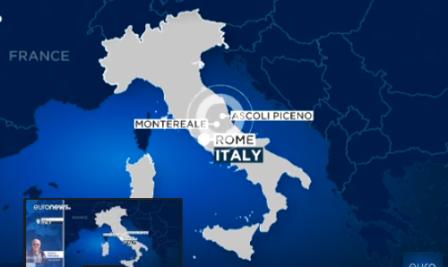 イタリア地震