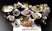 見延山久遠寺三門前 田中屋旅館 料理