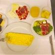 海外ホテルの朝食