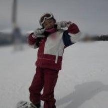 スノーボード♡秋山 …