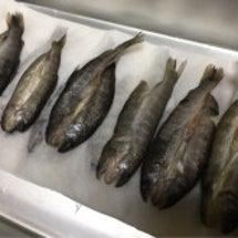岩魚の2つの味でフラ…