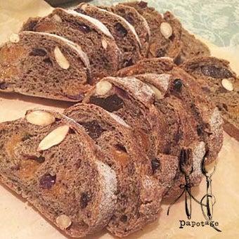 ドライフルーツ パン
