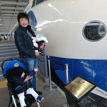 京都鉄道博物館へ☆
