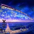 銀河鉄道の夜。