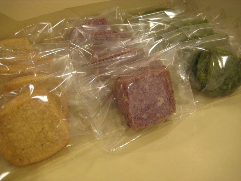 和三盆のクッキー2