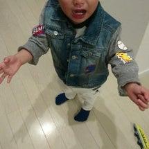 大泣きの大泣き☆