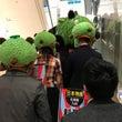台湾高雄での物産展。