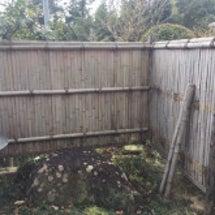 『お庭の竹垣でお悩み…