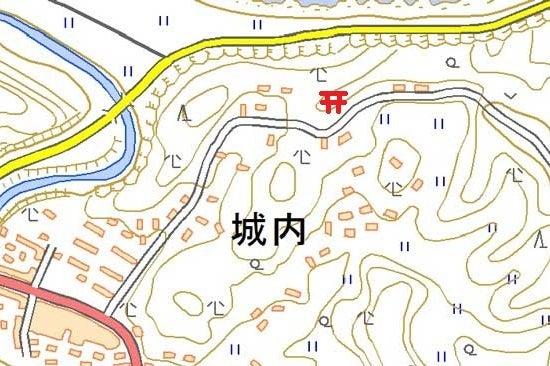 【図】梅君ヶ城