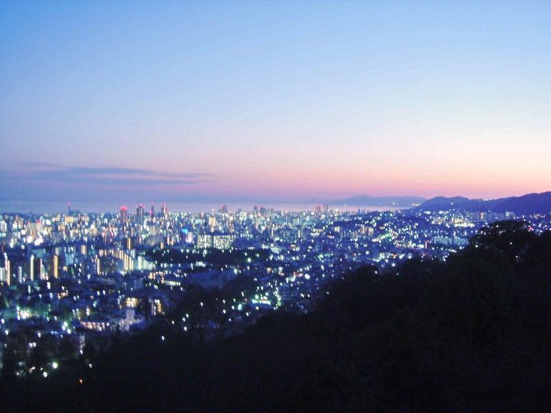日没の神戸 4
