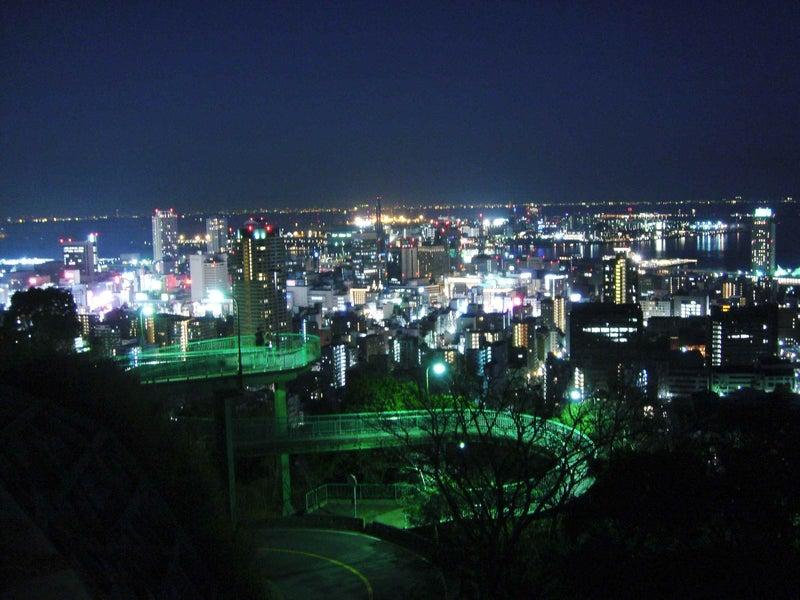 テラスからの夜景 3