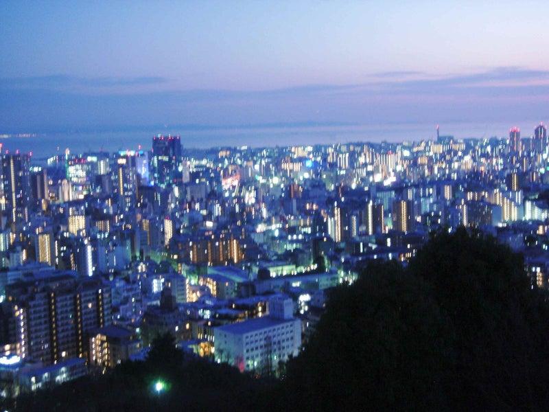 日没の神戸 3