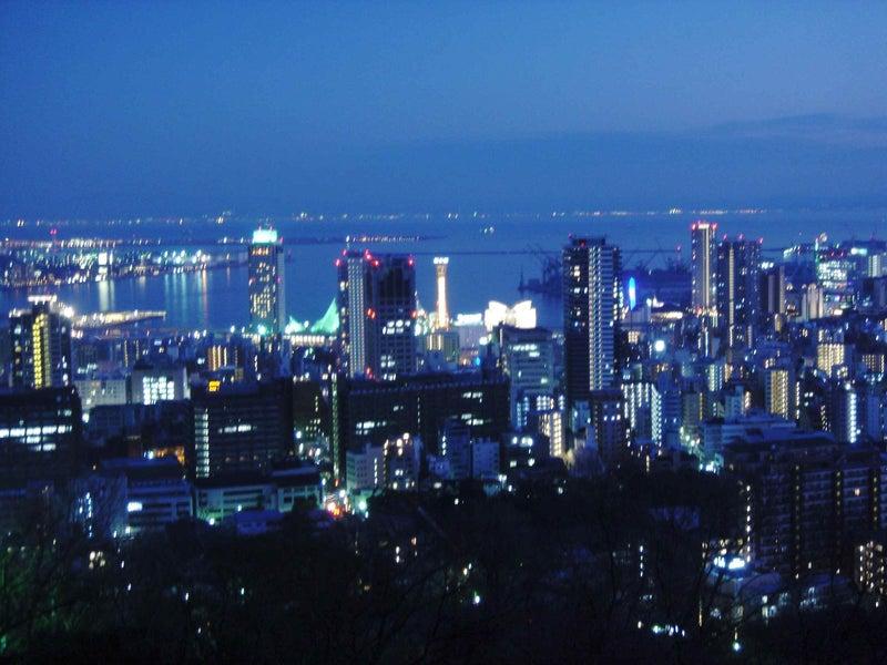 日没の神戸 2