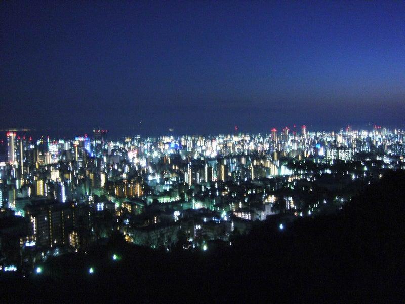 テラスからの夜景 5