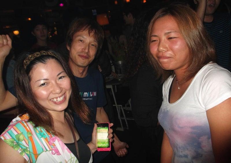 チェンマイ【club・ウォームアップカフェ】へGO♪21