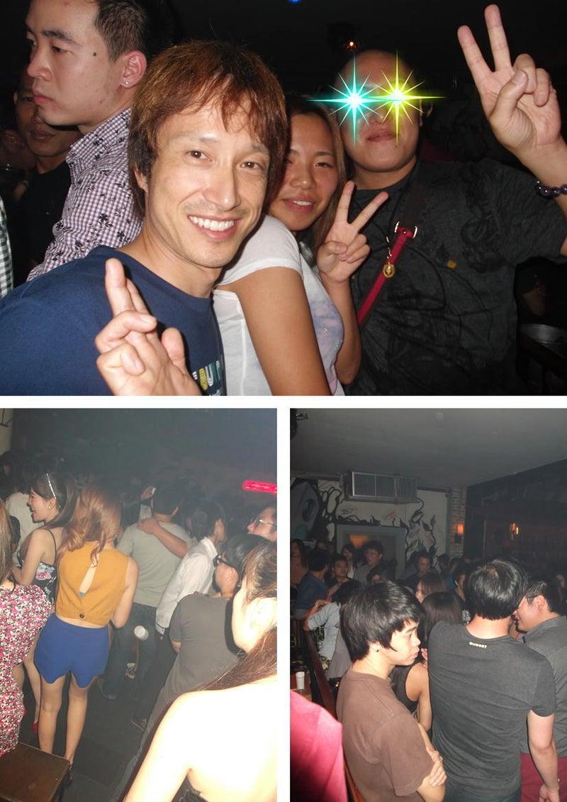 チェンマイ【club・ウォームアップカフェ】へGO♪14