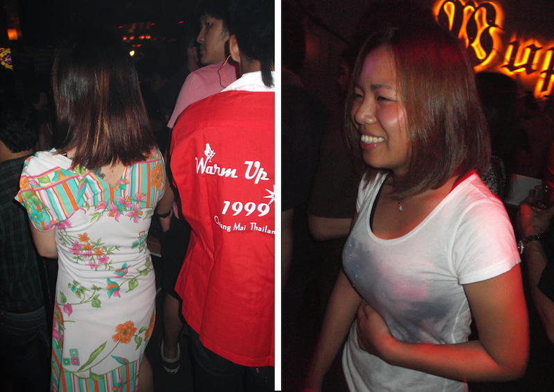 チェンマイ【club・ウォームアップカフェ】へGO♪19