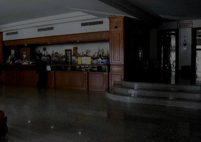 チェンマイ②シリマンカラジャ通りのグリーンパレス