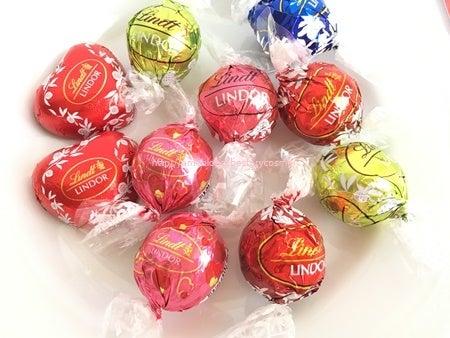 リンツバレンタインチョコレート口コミ