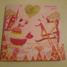 ゴディバのチョコレー…