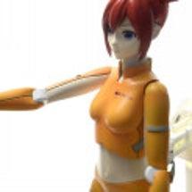 踊るロボットアイドル…
