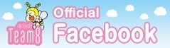 AKB48 Team 8 Official Facebookページ
