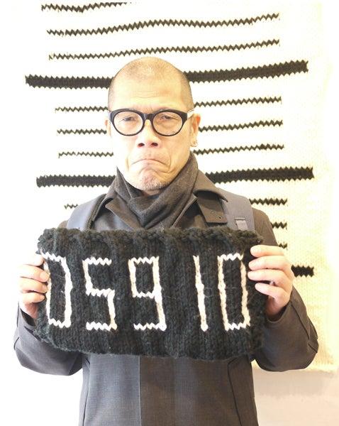 編み物男子 man who knit