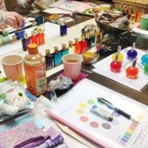カラーセラピスト勉強…