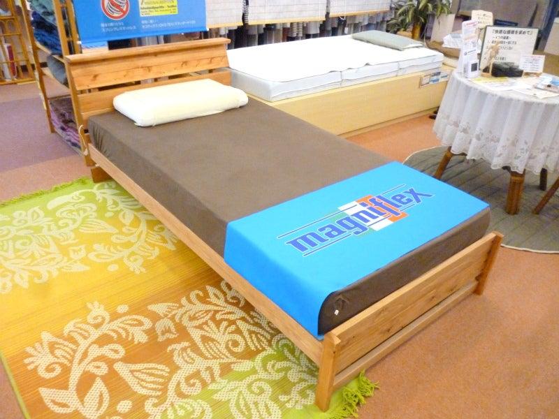 アルタイルひのき無垢材ベッド1