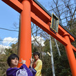 諏訪神社、初午祭に出…