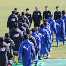 東福岡高校戦写真①