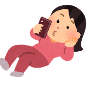 smartphone_neru_woma