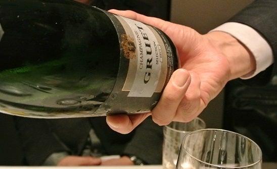HAL YAMASHITA東京 シャンパン