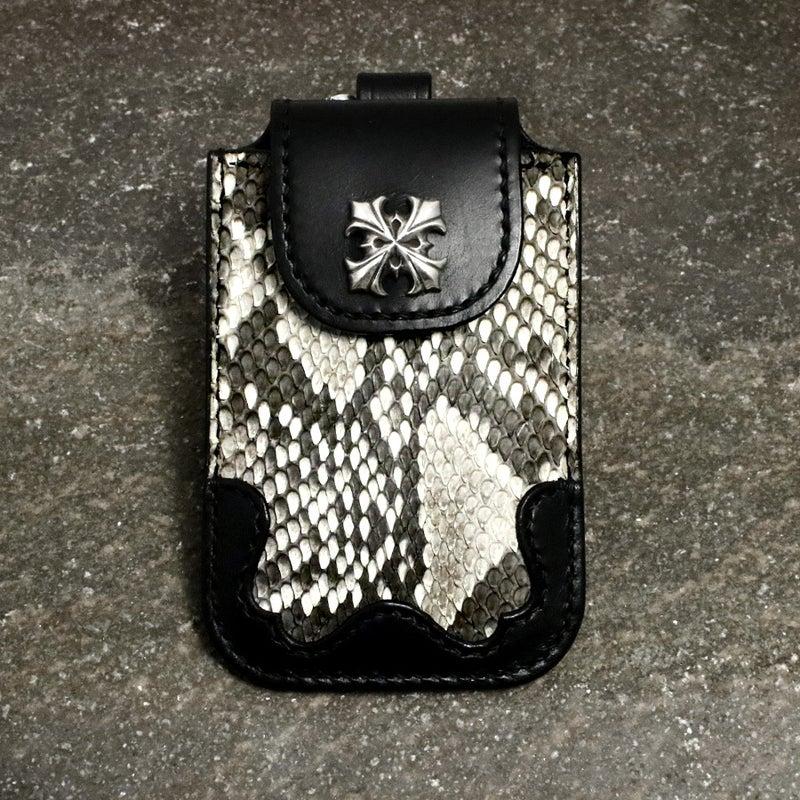 snake pit leather works スネークピットレザーワークス カスタム キーケース