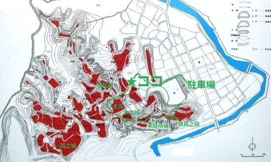 【図】清色城