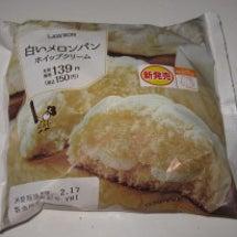 白いメロンパンホイッ…