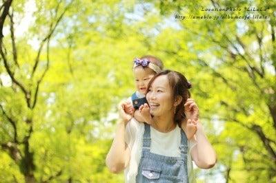 広島・ママと子どものロケーション撮影の写
