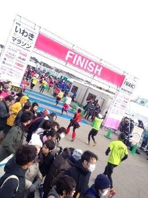 第8回いわきサンシャインマラソン at 小名浜港