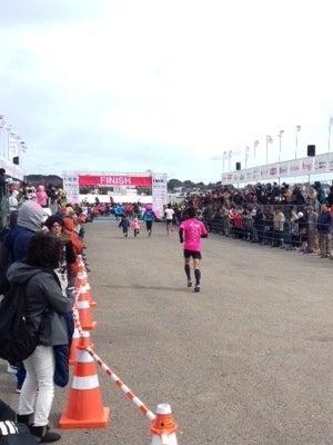 田子幸恵 at 第8回いわきサンシャインマラソン